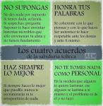 4 Acuerdos de la Sabiduría Tolteca