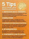 5 Tips para tener una mente positiva