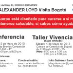 Alexander Loyd en Bogota