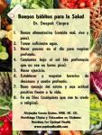 Buenos Habitos para la Salud Chopra