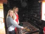 Aprovechando la Estufa de Leña