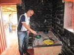 Javier toma las Riendas de la Cocina