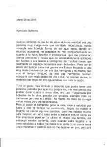 Testimonio Maria Isabel de Brigard 001