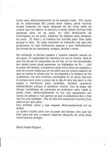 Testimonio Maria Isabel de Brigard 003