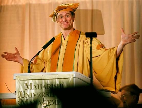 Jim Carrey Doctor Honoris Causa