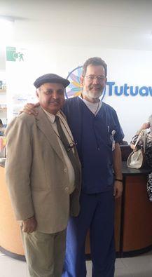 Dr Rojas y Dr Sharma
