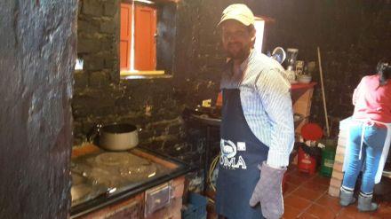 El Chef en la Cocina