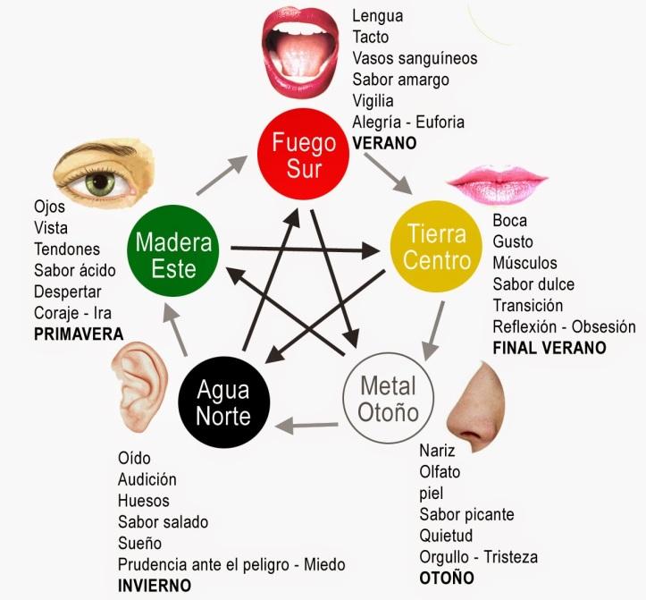 Organos y sabores